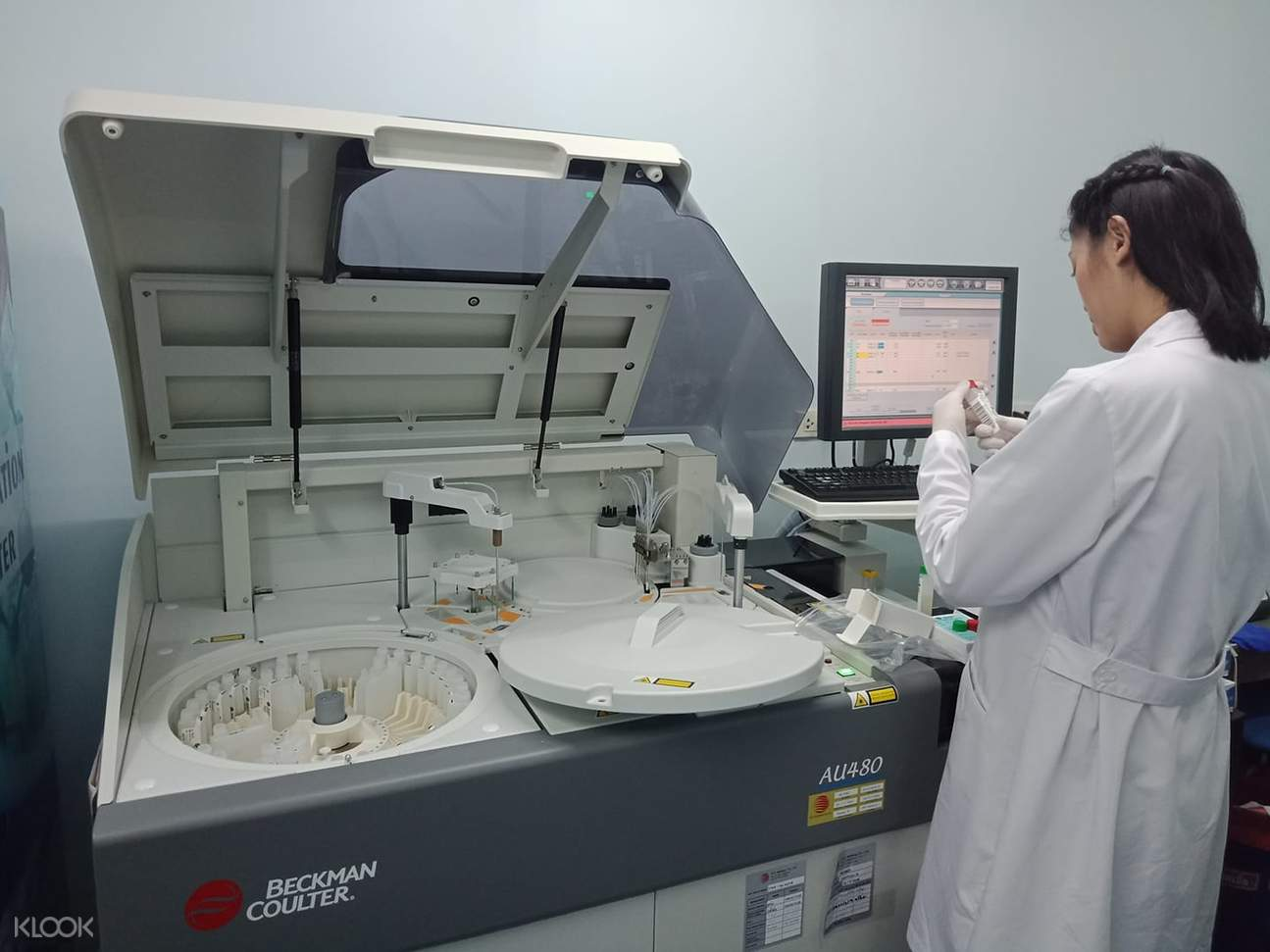 Covid Testing with hygienic and professional service